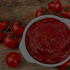 Pulpas de Tomate